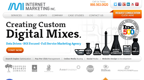 homepage-of-internet-marketing-inc