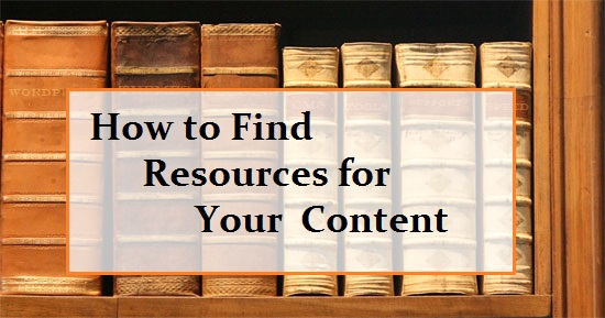 how-to-find-resources-for-your-content