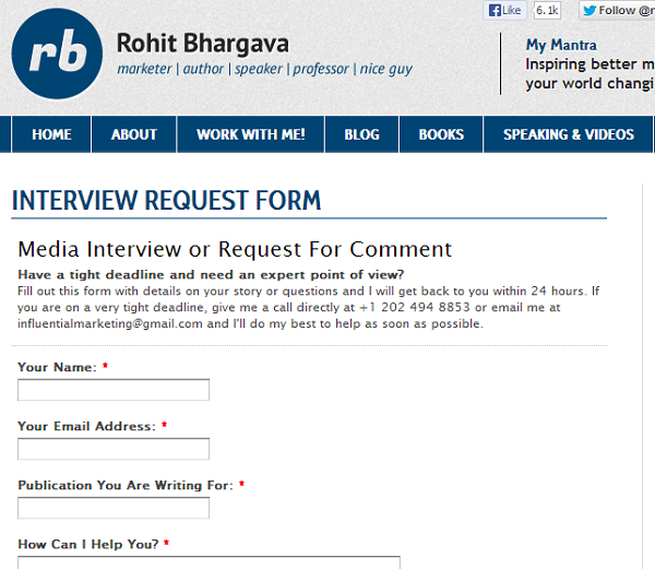 interview-request-form