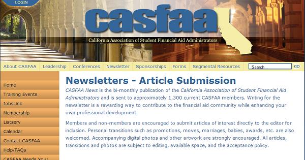 newsletter-contribution