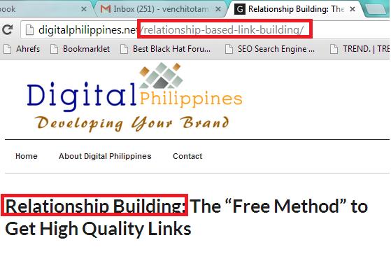 relationsphip-building