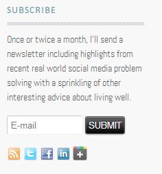 weekly-newsletters