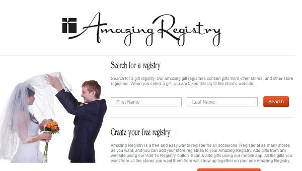 amazing-registry