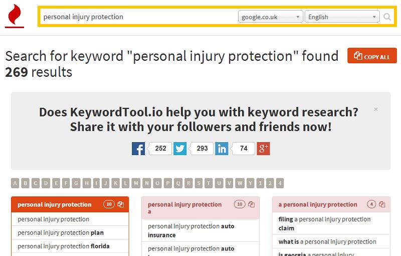 popular-keywords-list