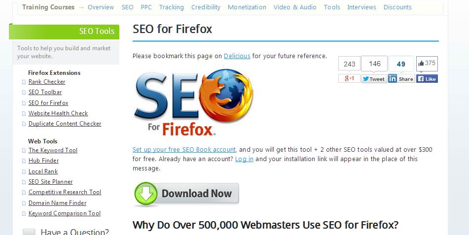 seo-for-firefox