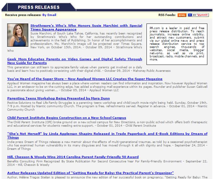 press-release-keyword
