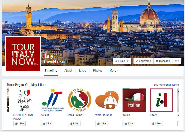 italy-facebook-page