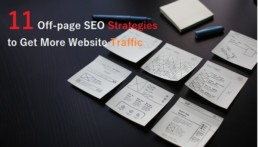 Off-page SEO Strategies to Get More Website Traffic