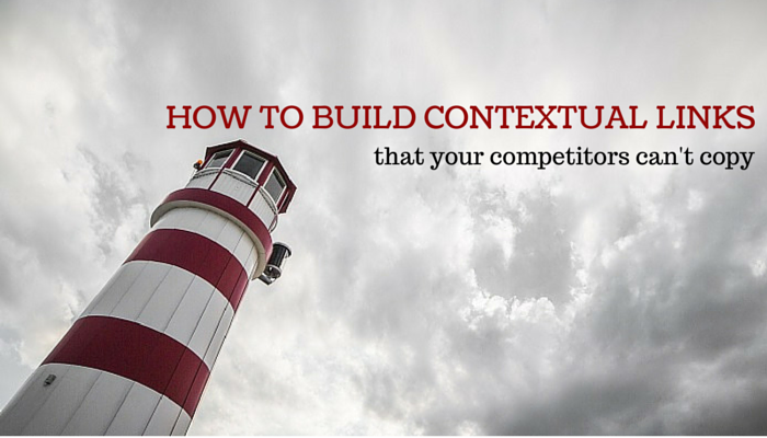 How to Build Contextual Links