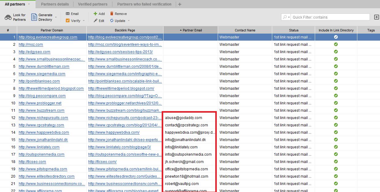 emails-link-assistant