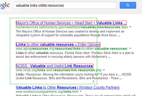 linkclump link lists