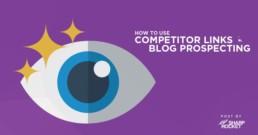 blog prospecting