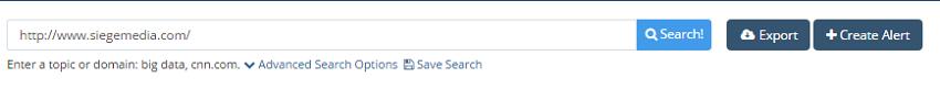 buzzsumo search tool siegemedia