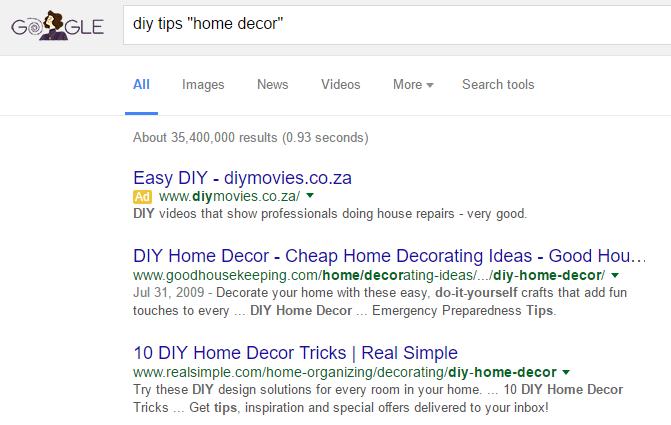 diy tips home decor