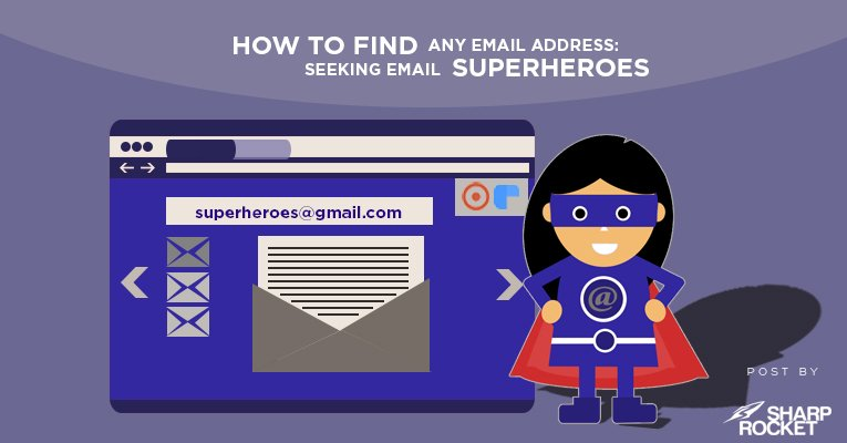 how to find any email address