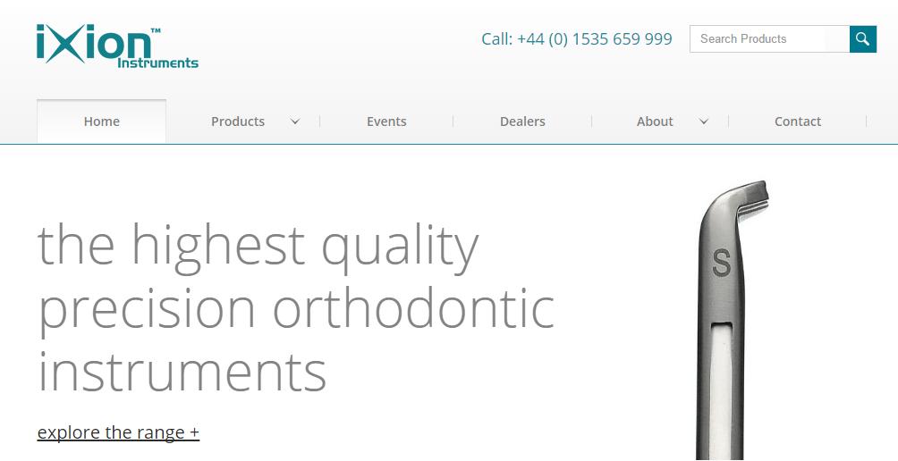 orthodontic supplies