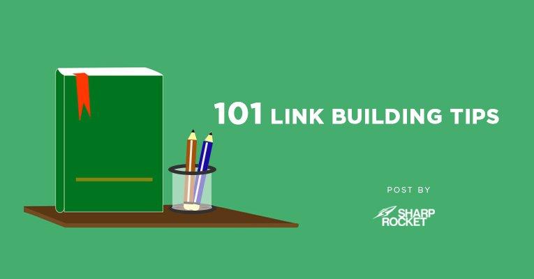101 Link Building Tips