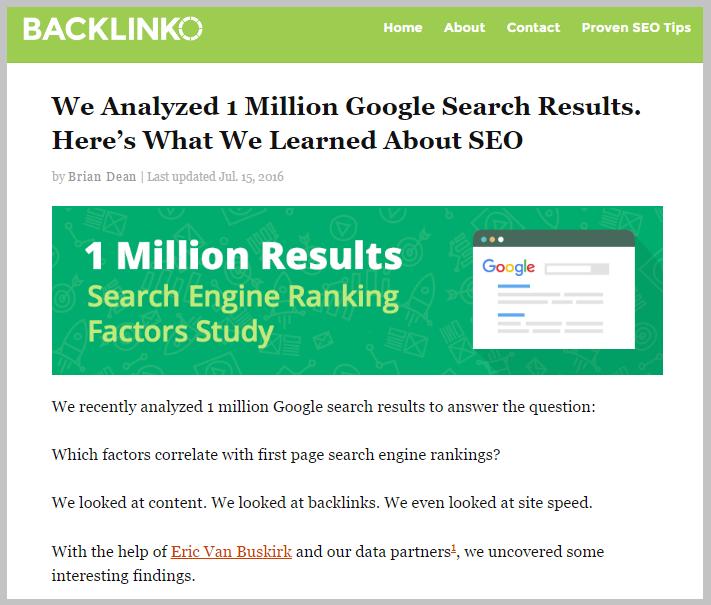backlinko data content