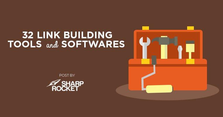 link building tools softwares