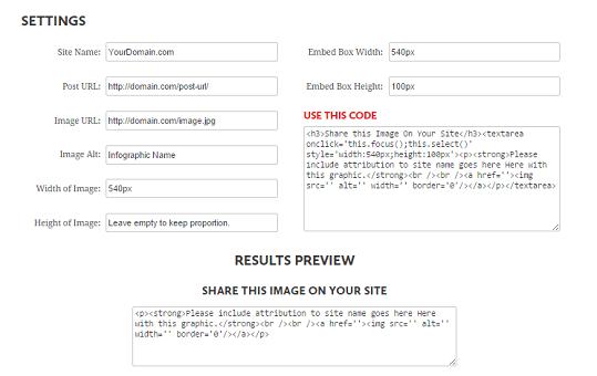 siegemedia embed code generator