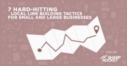 Local Link Building Tactics