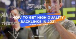how to get high quality backlinks 2021