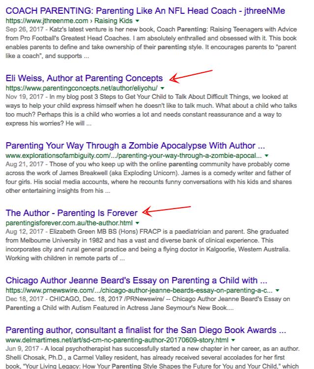 new blogs author contributors