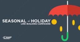 seasonal holiday link building