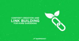 link building home gardening