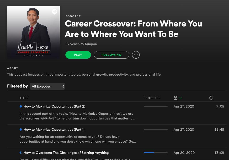 podcast lead generation