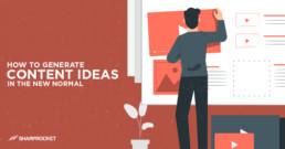 content ideas coronavirus