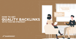 how to get quality backlinks hr strategy