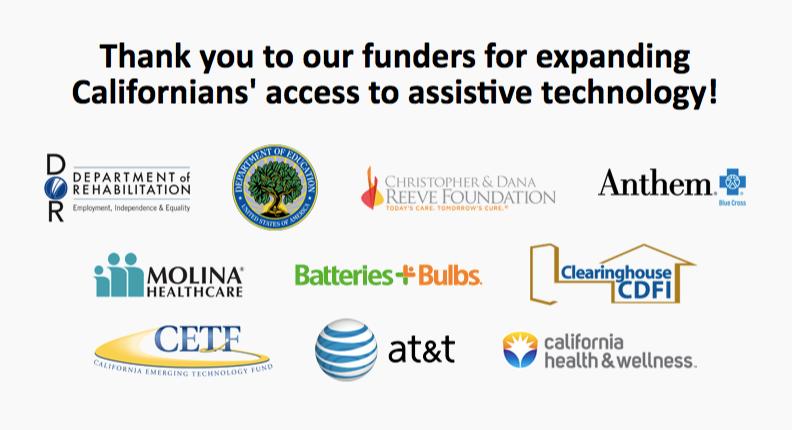 sponsorship links from homepage